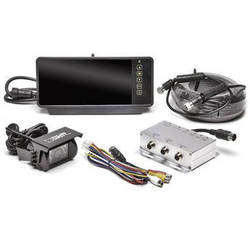 """Rear View Safety 480 TVL Backup Camera System with 7"""" Clip-On Mirror Monitor"""