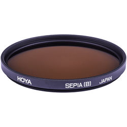 Hoya 52mm Sepia B Glass Filter