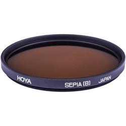 Hoya 55mm Sepia B Glass Filter