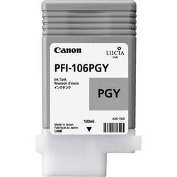 Canon PFI-106 Photo Gray Ink Cartridge (130 ml)