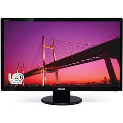 "ASUS VE278H 27"" Widescreen LED Backlit LCD Monitor"
