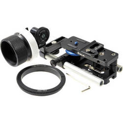 Chrosziel Follow Focus EOSB Kit for Canon 7D with Canon EF 18-135mm