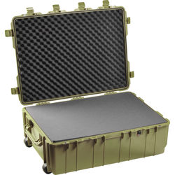 Pelican 1730 Transport Case with Foam (Olive Drab Green)