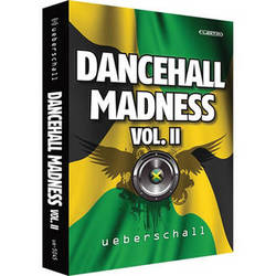 Big Fish Audio DVD: Dancehall Madness Volume 2