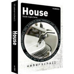 Big Fish Audio DVD: House: Elastik Inspire Series