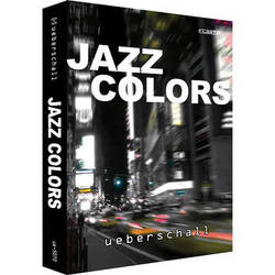 Big Fish Audio DVD: Jazz Colors
