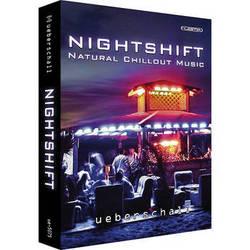 Big Fish Audio DVD: Nightshift: Natural Chillout Music