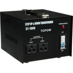 TOPOW ST-1000 Step Up / Down Transformer (1000W)