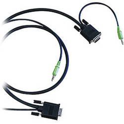 Canare A1VGA05 Dual DsubHD15 / Mini-Stereo Plug (5 m)