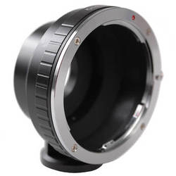 Dot Line Adapter for Canon EF Lenses to Pentax Q Cameras