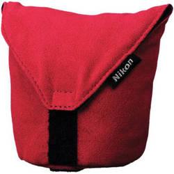 Nikon CL-N101 Soft Lens Case (Red)