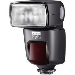 Metz mecablitz 52 AF-1 digital Flash for Canon Cameras