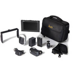 """ikan D5w 5.6"""" 3G-SDI Field Monitor with Waveform, Panasonic D54 Deluxe Kit"""