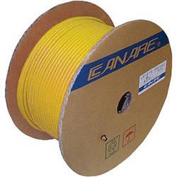 Canare L-4E6S Star Quad Microphone Cable (1000'/305 m, Yellow)