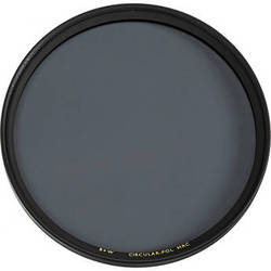 B+W 58mm Circular Polarizer MRC Filter