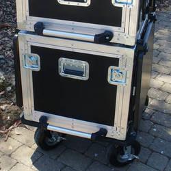 BigFoot 10RU Roadie Cube Cart