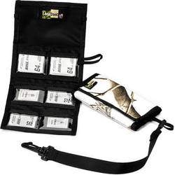 LensCoat Memory Card Wallet CF6 (Realtree AP Snow)