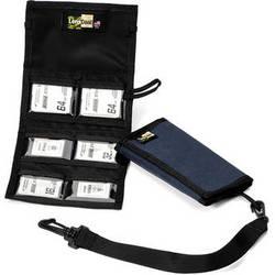 LensCoat Memory Card Wallet CF6 (Navy)