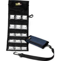 LensCoat Memory Card Wallet SD15 (Navy)