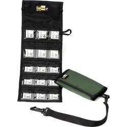 LensCoat Memory Card Wallet SD15 (Green)