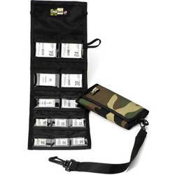LensCoat Memory Card Wallet Combo 66 (Forest Green)