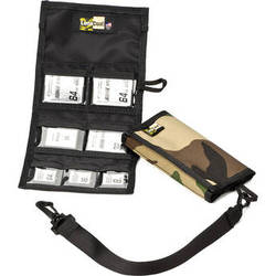 LensCoat Memory Card Wallet Combo 43 (Forest Green)