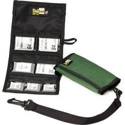 LensCoat Memory Card Wallet Combo 43 (Green)