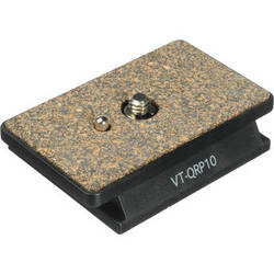 Magnus VT-QRP10 Quick Release Plate for VT-100 & 200 and VPH-10 Tripods