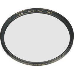 B+W 67mm UV Haze MRC 010M Filter
