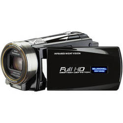 Bell & Howell DNV16HDZ Full HD Rogue Night Vision Camcorder (Black)