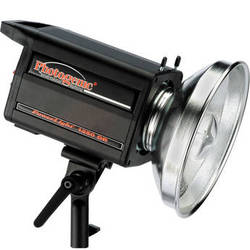 Photogenic PLR1250DRC 500W/s PowerLight Monolight with PocketWizard Receiver (UV)