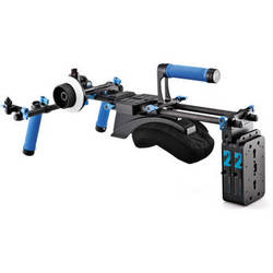Redrock Micro Field Cinema Bundle With lowBase for Tall Cameras