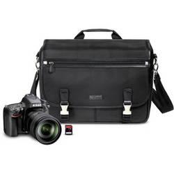 Nikon D600 Digital SLR Camera with 28-300mm f/3.5-5.6G AF-S ED VR Zoom Lens Kit