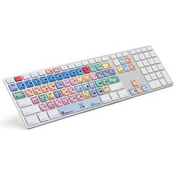 LogicKeyboard Adobe Premiere Pro CS 6 - American English Pro Line Keyboard