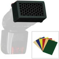 """Harbor Digital Design QSLG-A19 1/4"""" Quick Spot Kit with Gel Set (Large)"""