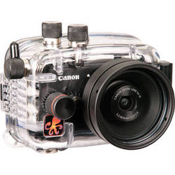 Ikelite 6242.11 Compact Digital Underwater Housing for Canon PowerShot S110 Camera