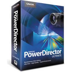 CyberLink PowerDirector 11 Ultimate Editing Software