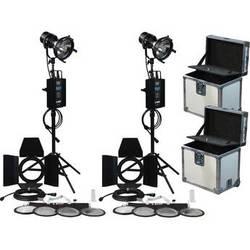 K 5600 Lighting Joker-Bug 800W HMI 2 Case Pair Kit (90-265VAC)