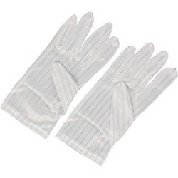 Dot Line Anti-Static Gloves (X-Large, Pair)