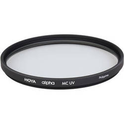 Hoya 58mm alpha MC UV Filter