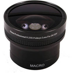Dot Line 58mm 0.25x Wide-Angle Conversion Lens