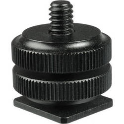 "Revo Hot Shoe to 1/4""-20 Male Post Adapter"
