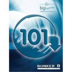 Big Fish Audio 101 Below DVD
