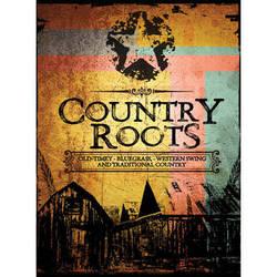 Big Fish Audio Country Roots DVD (Apple Loops, REX, WAV, Acid & RMX Formats)
