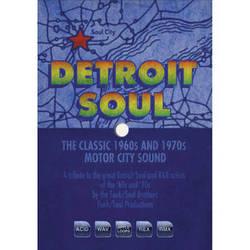Big Fish Audio Detroit Soul DVD (Apple Loops, REX, WAV, RMX, & Acid Format)
