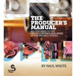 Big Fish Audio The Producer's Manual (Book)