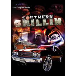 Big Fish Audio Southern Grillin DVD (Apple Loops, REX, WAV, RMX, & Acid Formats)