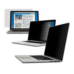 """3M Privacy Filter Screen for MacBook Pro 15"""" with Retina Display (Black)"""