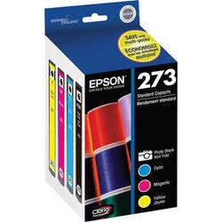 Epson 273 Claria Premium Ink Cartridge Multi-Pack