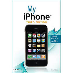 Pearson Education Book: My iPhone (Covers iOS 5 Running on iPhone 3GS, 4 or 4S), 5th Edition by Brad Miser